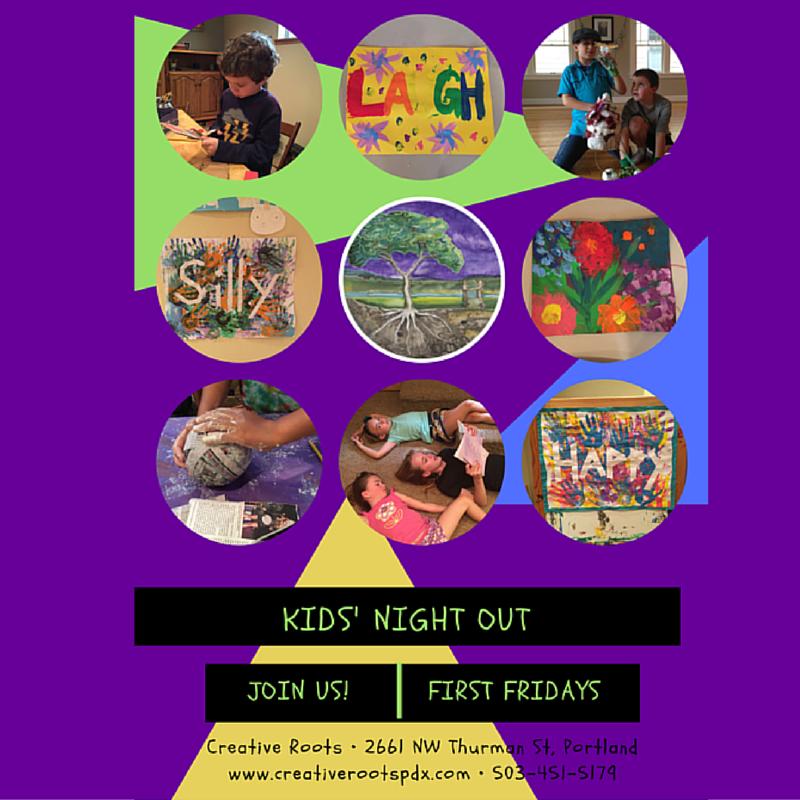 Kids' Night Out Social Media