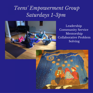 Teens' Empowerment Group-3